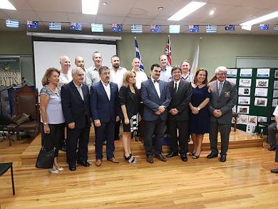 Εορτασμός της επετείου για την απελευθέρωση των Ιωαννίνων την Αυστραλία