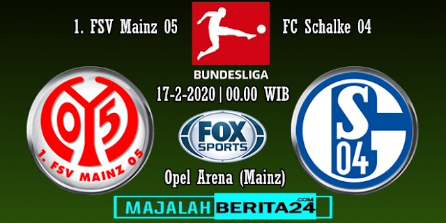 Prediksi Mainz 05 vs Schalke 04