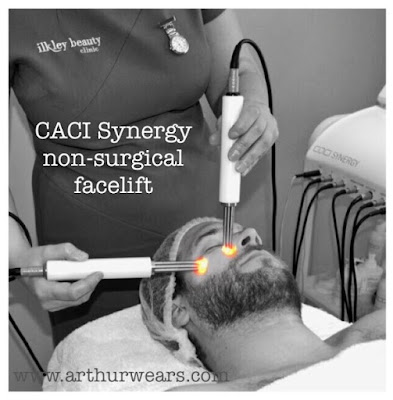 CACI Synergy non-surigcal facelift at Ilkley Beauty Clinic