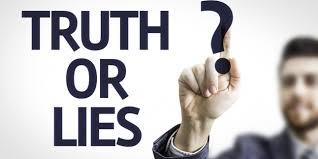 Jangan Bicara Jika Sekdar Untuk Berbohong