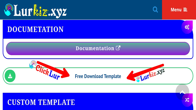 Download Wapkiz Template