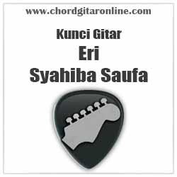 Chord Eri Syahiba Saufa