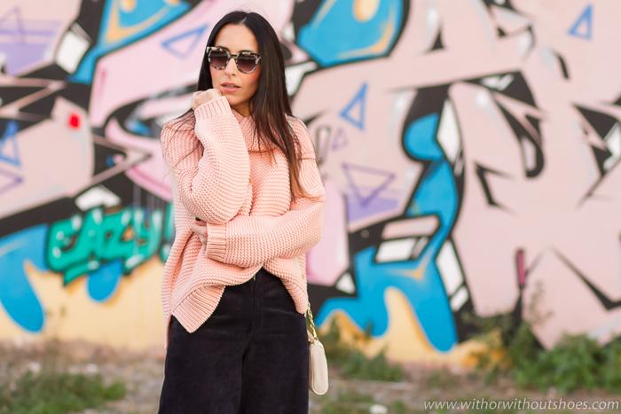 Blogger de moda estilo belleza de Valencia con ideas de looks