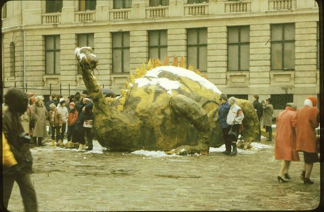 27 апреля 1988 года. Рига. На Домской площади