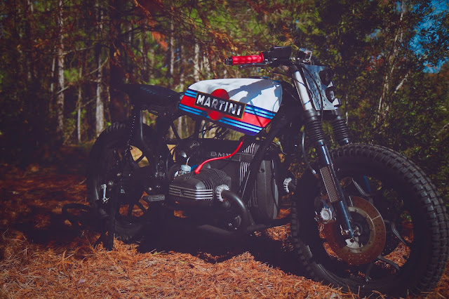BMW R65 By Magnum Opus Custom Bikes Hell Kustom