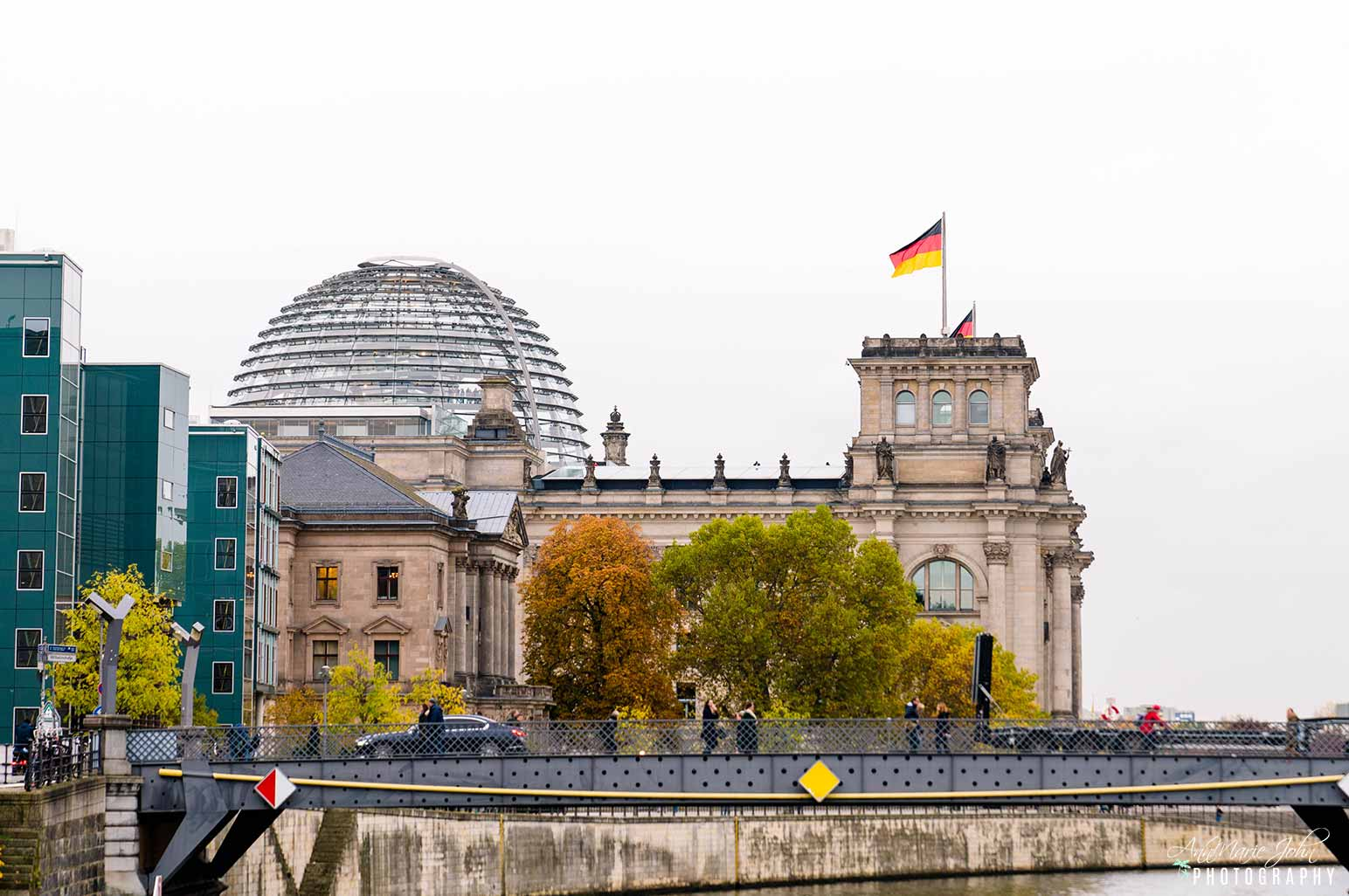 Cheap and free things to do in Berlin. Reichstag