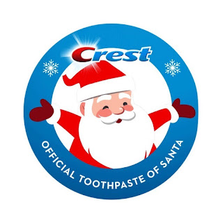 Bring on the candy canes and holiday cookies, Crest has you covered!