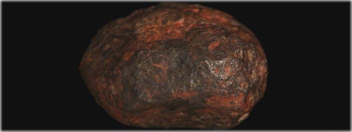 material extraterrestre desconhecido - edscottite