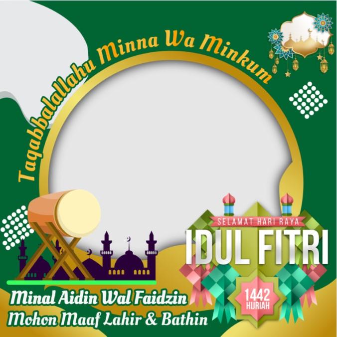 Link Twibbon Selamat Hari Raya Idul Fitri 2021