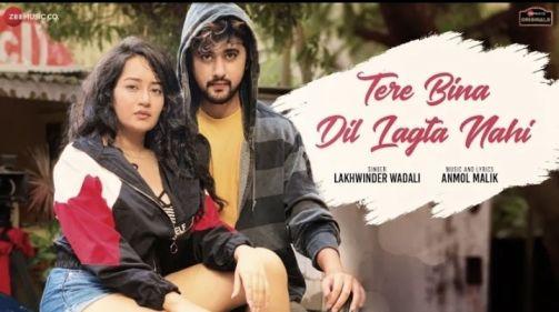 Tere Bina Dil Lagta Nahi lyrics Lakhwinder Wadali | Yadit A, Bhavika M | Zee Music Company