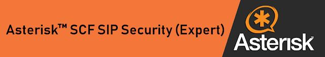 Asterisk™ SCF SIP Security (Expert)