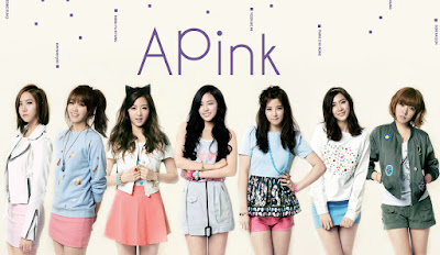 Lyric : Apink - Cause You`re My Star