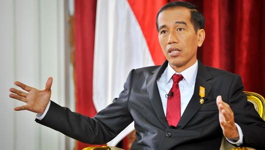Jokowi Putuskan Ibu Kota Dipindah ke Luar Jawa
