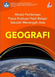 Modul Pembinaan Evaluasi Hasil Belajar Geografi