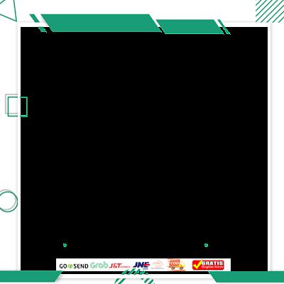 Template Frame Bingkai Produk Kosongan PNG HD 3