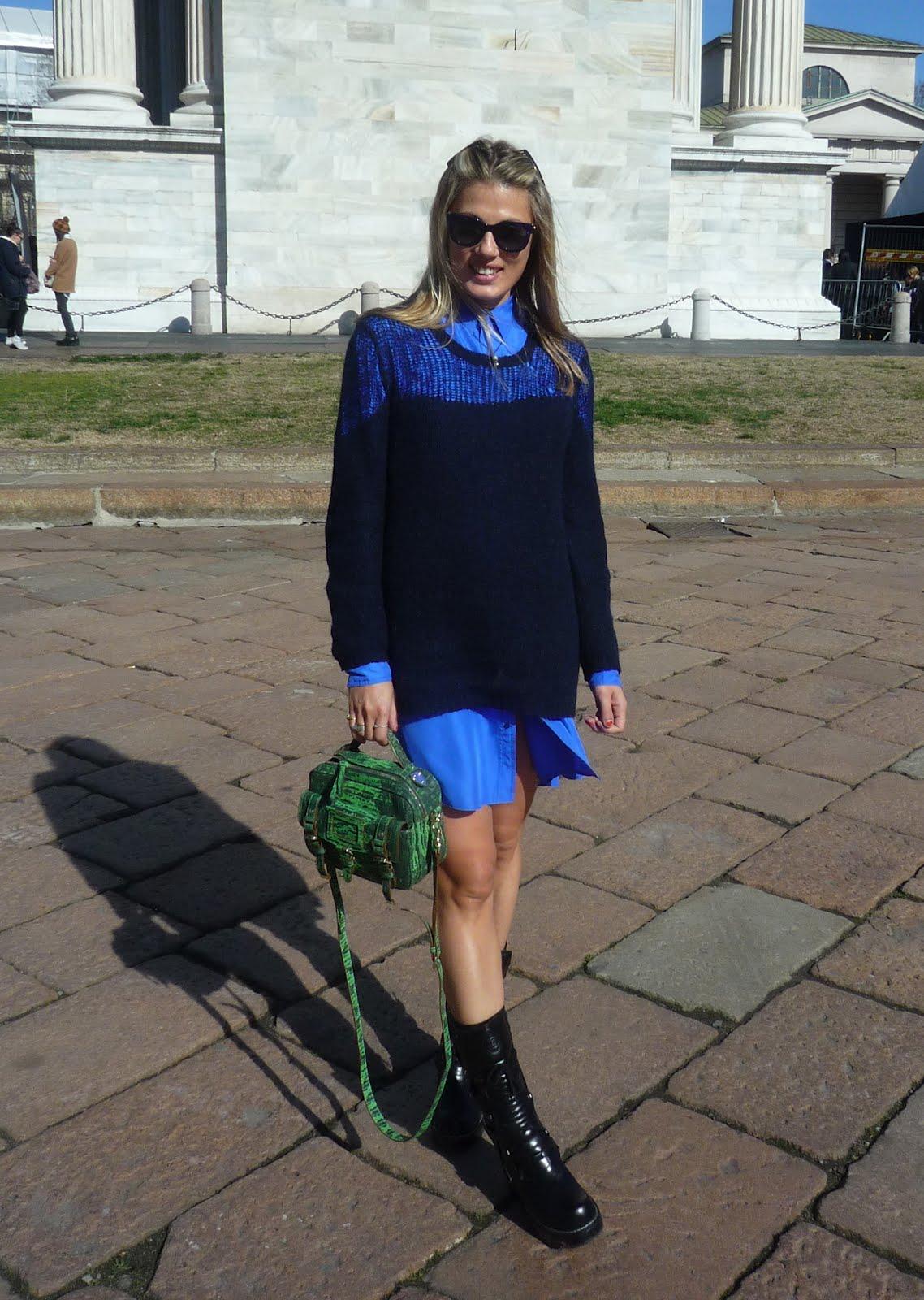 Natalie Hartley Wears February 2012