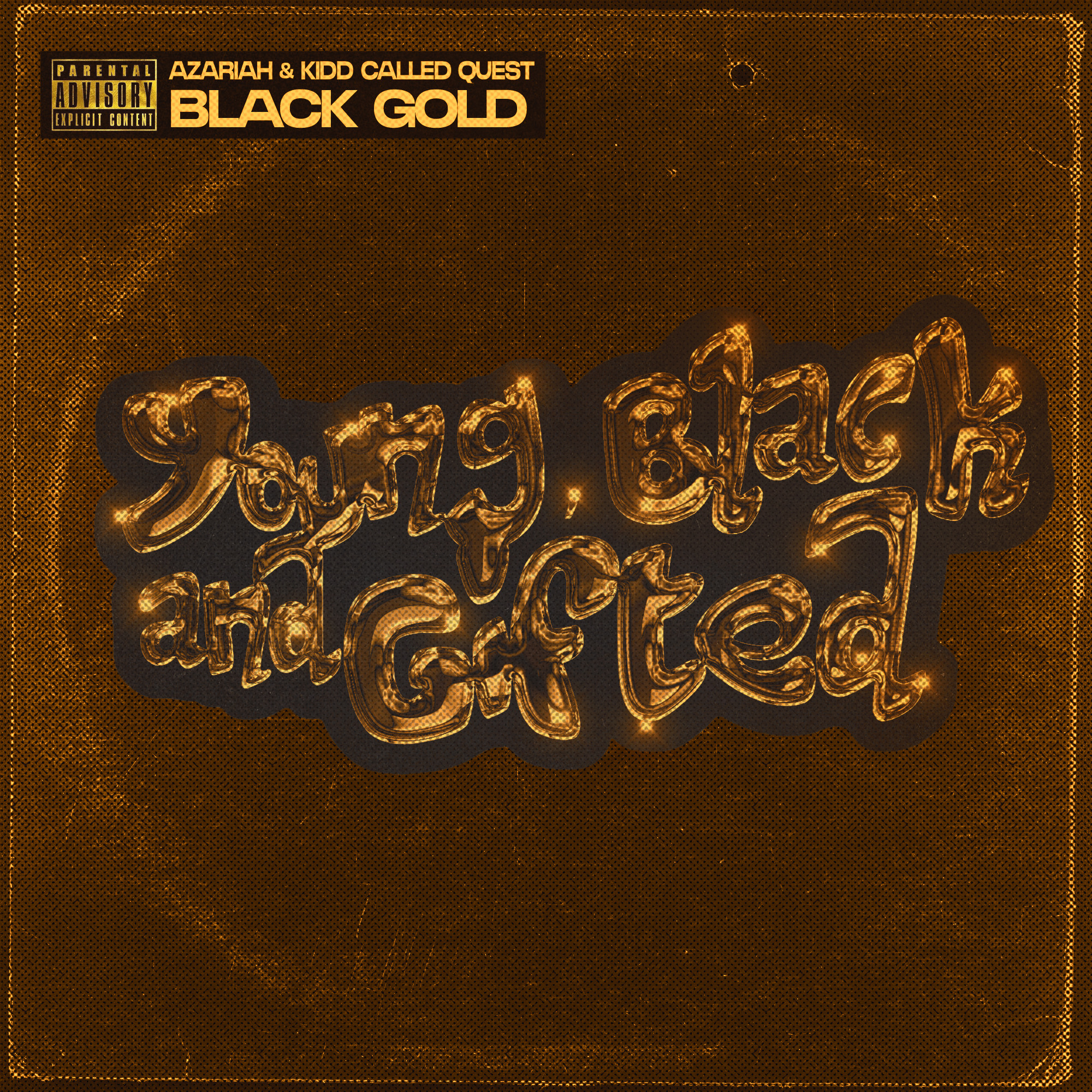 """Young black and Gifted share """"Black Gold"""" project"""