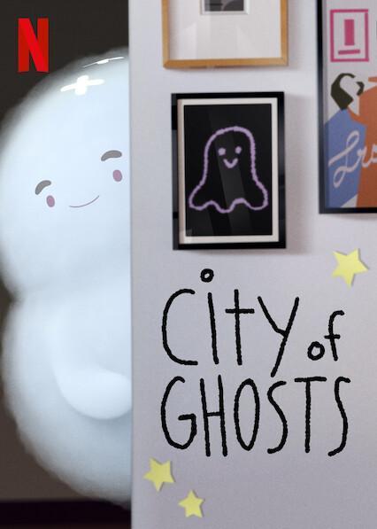 Los fantasmas de la ciudad Temporada 1 Completa 1080p Latino