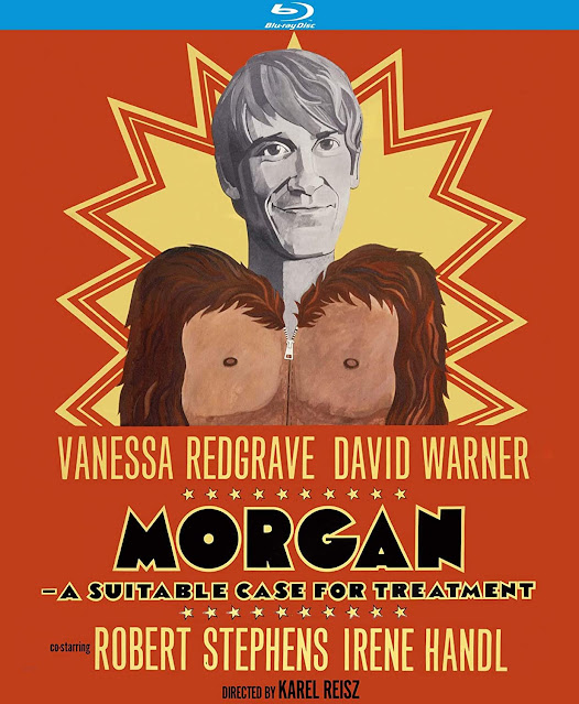 Morgan: A suitable case for Treatment, A Vanessa Redgrave Movie