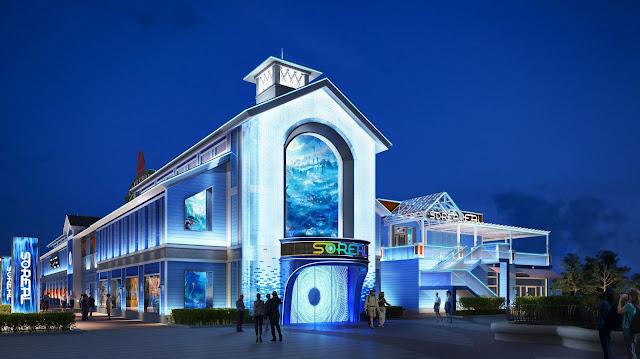 SoReal 將入駐 上海迪士尼度假區 迪士尼小鎮, Shanghai Disney Resort, VR