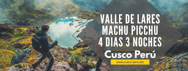 Valle de lares Machu Picchu