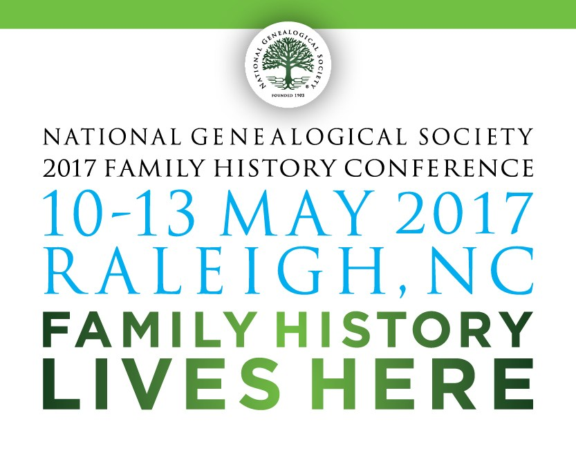 UpFront with NGS: Early Bird Discount Ends 27 March for 2017 Family ...
