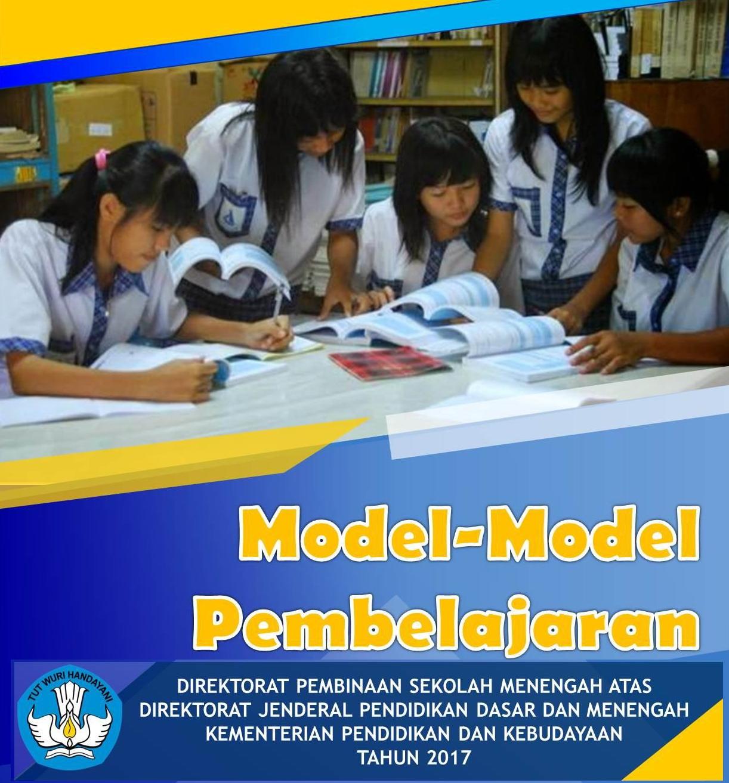 Model-model pembelajaran pada kurikulum 2013