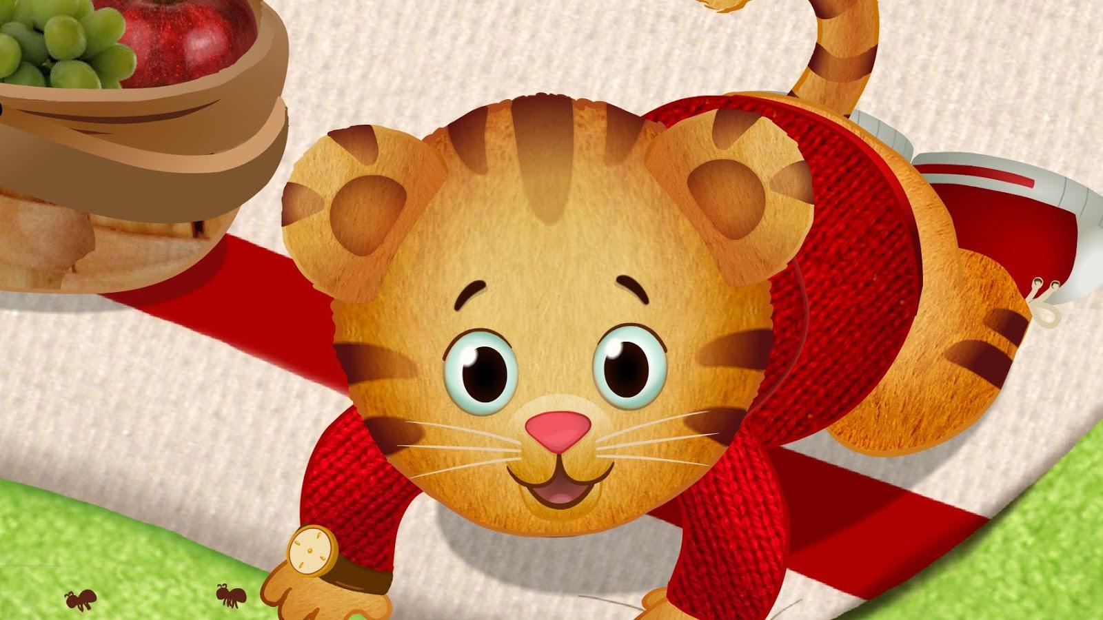 Mirá las mejores imágenes de Daniel Tigre, serie de Disney ...