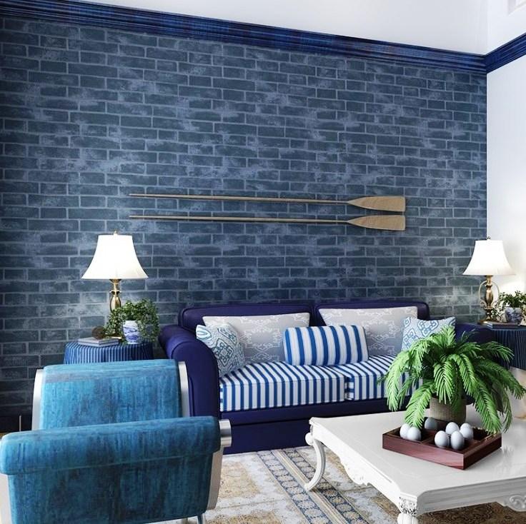 Cara Menempatkan Wallpaper Dinding, Kamar, Ruang Tamu