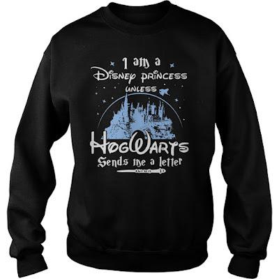 i am a disney princess unless hogwarts sends me a letter