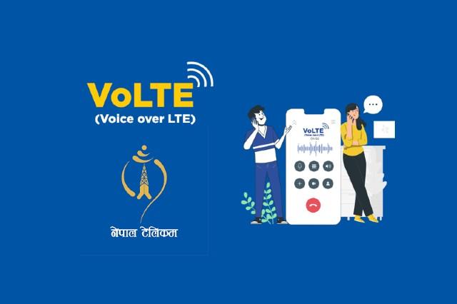 Nepal Telecom VoLTE Service