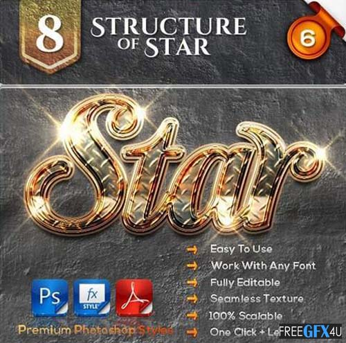 8 Structure of Stars Pack
