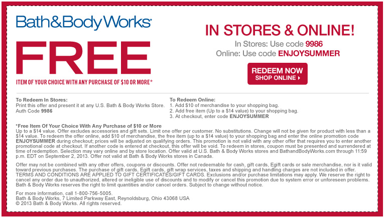 And Only Coupons Current Body Works Bath