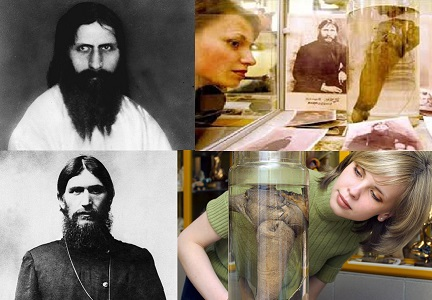 Grigori Rasputin'in Cinsel Organı