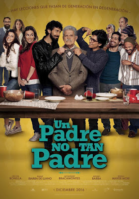 Un Padre No Tan Padre 2016 DVD R1 NTSC Latino