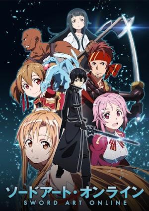 Sword Art Online [25/25] + Especiales [BD 1080p] [Sub. Español] [GDrive]