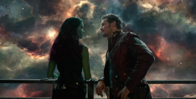'Guardians of the Galaxy': Marvel's Witty Comic Book Spectacle! Reviewing the fun MCU movie with Chris Pratt. Text © Rissi JC
