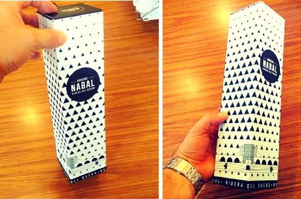 packaging cajas para vino
