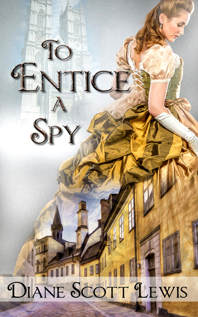 To Entice a Spy cover