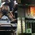 Gandu: Homem esfaqueia esposa, coloca fogo na casa e tenta suicídio