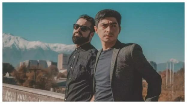 """El debut retropop de No estamos tan Lejos presenta su primer sencillo """"Vecina"""" musica chilena música chilena"""