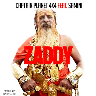 Captain Planet (4×4) Ft Samini – Zaddy