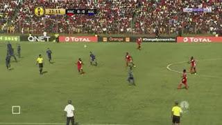 الاهلي يتفنن فى ازلال فريق حوريا ويفز برباعية نظيفة تؤهله الى نصف النهائى دوري أبطال أفريقيا