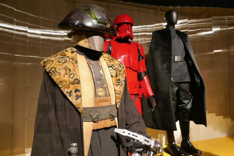 Star Wars Rise Skywalker Lando Calrissian costume