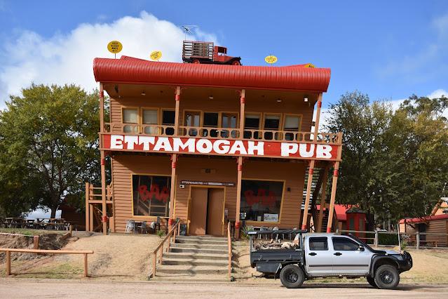 Table Top | Ettamogah Pub