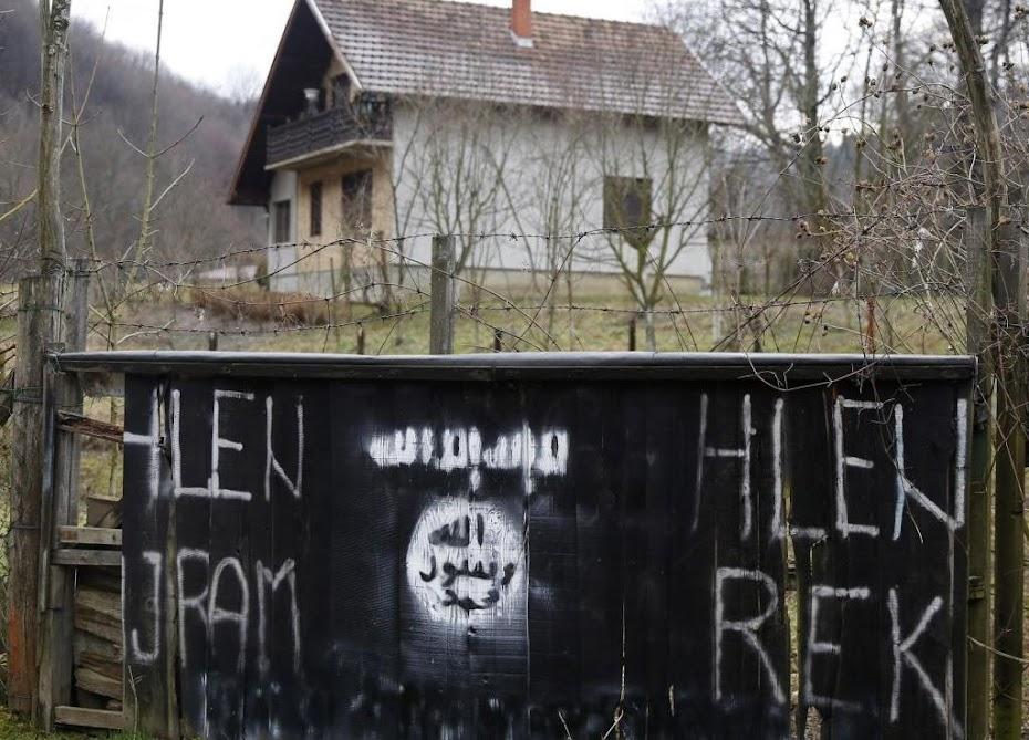 «Φωλιές» τζιχαντιστών τα τζαμιά των Βαλκανίων