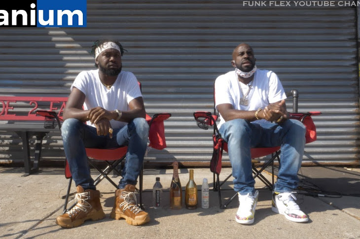 Kranium Freestyles On Funk Flex Block Work Series