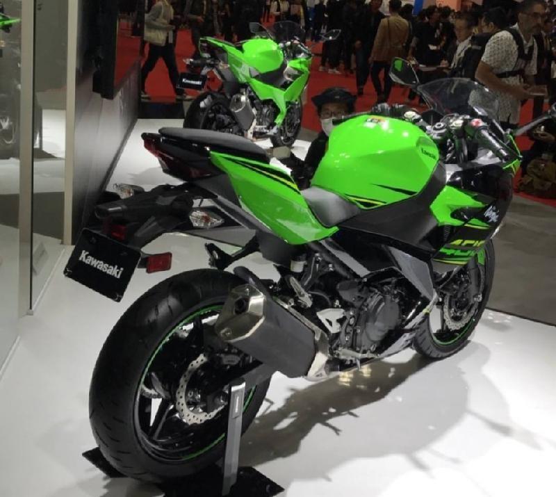 2018 Kawasaki Ninja 400 Ms Blog