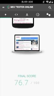 Website seo score check kese kare 2