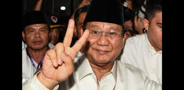 Elektabilitas Prabowo 22,5 Persen Gambaran Awal Peta Pilpres